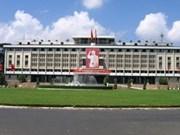 Le Palais de la Réunification, un haut lieu historique au Sud