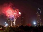 Hô Chi Minh-Ville fête le 30 avril
