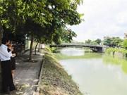 Les neuf ponts sur la rivière de la Paix éternelle à Huê