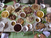 La gastronomie des Thai de Mường Lay