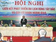 Conférence sur l'essor du tourisme du Nord-Ouest