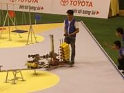 Robocon Vietnam : 32 équipes à la phase finale