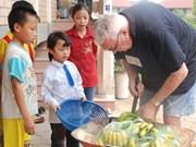 Un Australien au cœur d'or à Diên Biên