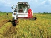 Agriculture : aide sud-coréenne pour le delta du Mékong