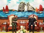Vietnam et Brunei renforcent leur coopération dans la défense