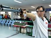 Tir : Hoang Xuan Vinh, premier mondial au pistolet à 10m