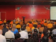 Vesak 2014 : Le bouddhisme a un rôle important dans le développement durable