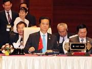 Le PM insiste sur la paix et le développement de la région