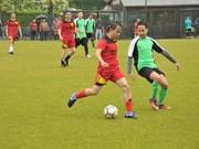 Football: le Vietnam termine 4e de la Coupe des étudiants asiatiques en Belgique