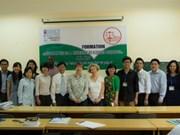 Séminaire de formation en méthodologie de la recherche en sciences juridiques à Hanoi