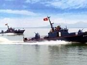 Le Royaume-Unis soutient la déclaration de l'UE sur les tensions en Mer Orientale