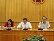 Hanoi étudie les expériences indonésiennes en matière de réforme administrative