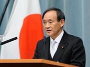 Le Japon soutient l'appel de l'ASEAN à faire preuve de retenue en Mer Orientale