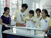 Le Vietnam présent au concours Intel ISEF 2014