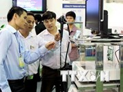 Ouverture du Vietnam Medi-Pharm Expo 2014