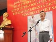 Mer Orientale : les Vietnamiens au Laos contre les agissements chinois