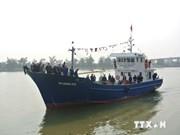 Les pêcheurs ont pour mot-d'ordre de continuer à aller au large