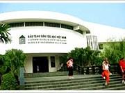Propositions multiples au Musée d'ethnographie à Hanoi