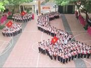 La plate-forme chinoise nuit à la paix en Mer Orientale