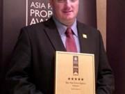 Immobilier: Prix d'Asie-Pacifique à Savills Vietnam et Ecopark
