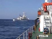 Les navires chinois poursuivent leur attaque des navires vietnamiens