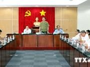 Vietnam-Chine: Conversation téléphonique entre les ministres de la Sécurité publique