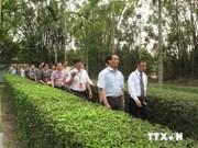 Activités en l'honneur du 124e anniversaire du Président Ho Chi Minh