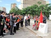 Célébration de l'anniversaire du Président Ho Chi Minh à l'étranger