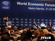 Le Premier ministre au WEF sur l'Asie de l'Est