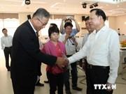 Le gouvernement vietnamien aux côtés des entreprises et investisseurs étrangers