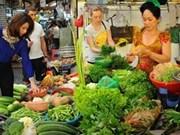 Hanoi : l'IPC de mai est en légère baisse