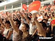 """Programme """"La force morale du Vietnam qui rayonne"""" à Hanoi"""