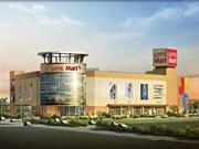 Un centre commercial Lotte Mart mis en chantier à Can Tho