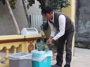 Modèle efficace de tri des déchets à Dong Thap