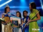 Dang Thu Thao sacrée Miss Vietnam Ocean 2014