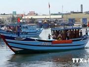 Da Nang : de nouveaux navires de grande puissance mis à flot
