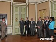 Mer Orientale : encouragement diplomatique en Belgique