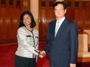 Coopération Vietnam-Laos dans l'investissement