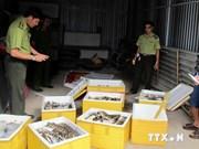 Les pays de l'ASEAN coopèrent dans la protection des espèces sauvages