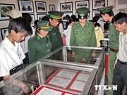 Quang Ngai: exposition de photos sur la souveraineté maritime et insulaire