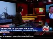 Le peuple vietnamien est déterminé à défendre sa souveraineté en Mer Orientale