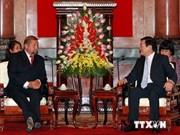 Le Vietnam souhaite partager d'expériences judiciaires avec la Slovaquie
