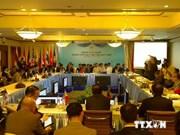 La Mer Orientale à une réunion de hauts fonctionnaires de l'ARF