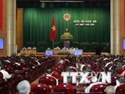 Première séance d'interpellations de la 7e session de l'AN de la 13e législature
