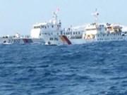 Les navires chinois appliquent un stratagème pernicieux pour calomnier le Vietnam