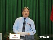 Le ministre de la Justice devant les députés