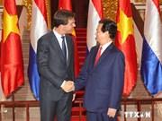 Le Vietnam et les Pays-Bas intensifient leurs relations