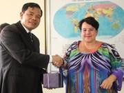Les Pays-Bas souhaitent renforcer la coopération agricole avec le Vietnam