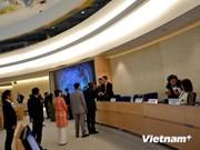 Le Conseil des droits de l'homme adopte l'EPU du Vietnam