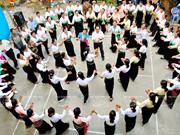 Le Xoè, danse des Thaï de la région Nord-Ouest